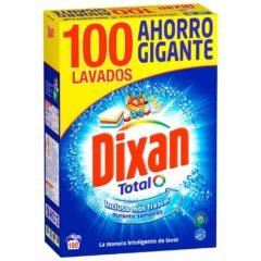 DIXAN DETERGENTE POLVO 100 CAZOS