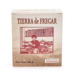 TIERRA DE FREGAR 500GR
