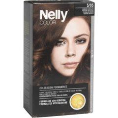 NELLY TINTE DEL PELO COLOR 5,95