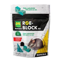 ROE BLOCK BOLSA DE PASTILLAS PARA RATONES Y RATAS 260GR