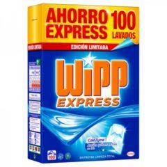 WIPP 100 CAZOS DETERGENTE MALETA