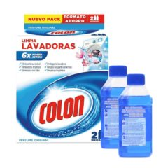 COLON LIMPIA LAVADORAS DUPLO 500ML